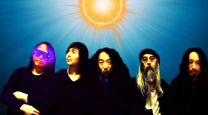 Acid Mothers Temple Return to SD April 17 at the Soda Bar!!