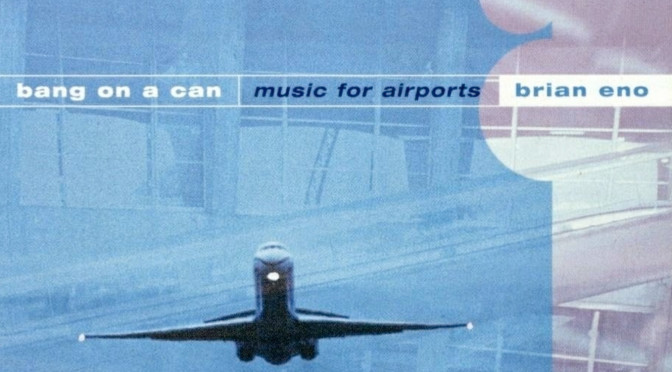 Music for Airports at the San Diego Airport (ArtPower)