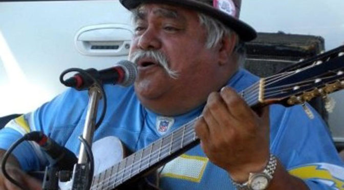Border X Brewing Celebrates New Film on Chicano Musician Chunky Sanchez